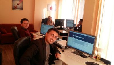 Интервю с екипа на target-box.com и Радостин Валеов