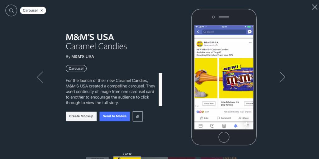 facebook creative hub brands