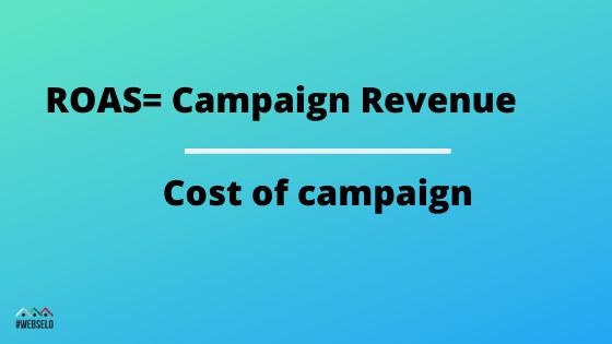 изчисляване на възвращаемостта от рекламните разходи