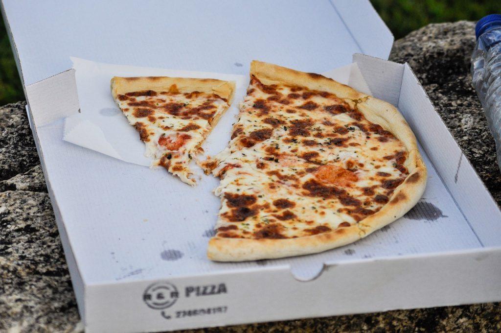 пица, pizza box
