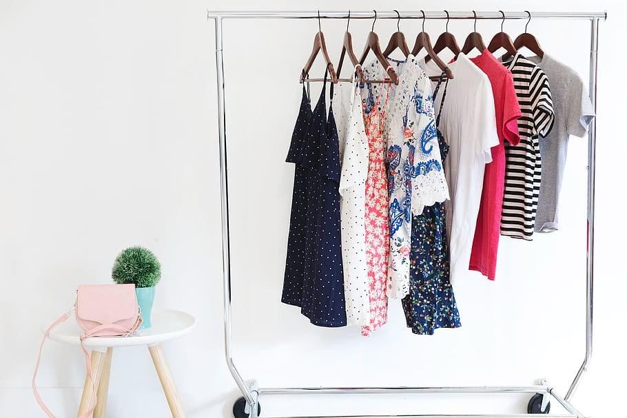 гардероб, закачалка за дрехи