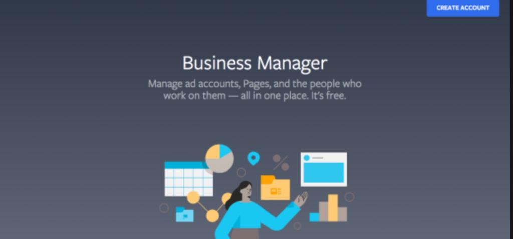 фейсбук бизнес мениджър
